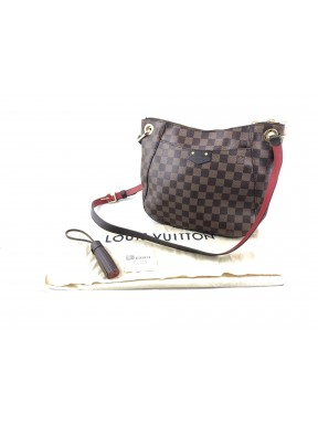 Louis Vuitton South Bank Besace Damier ebene Perfetta nuova