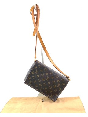 Louis Vuitton Musette Tango Monogram Usata Con Dustbag