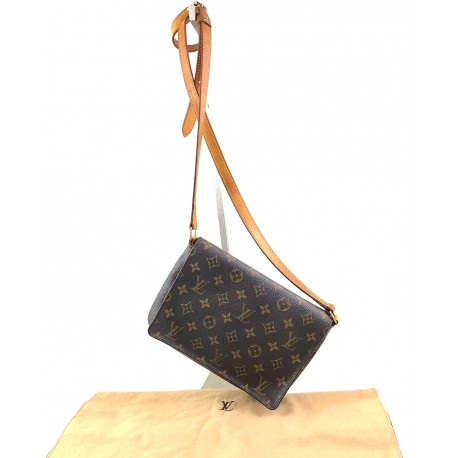 eabc9478f0 Louis Vuitton Musette Tango Monogram Usata Con Dustbag - Beatrice ...