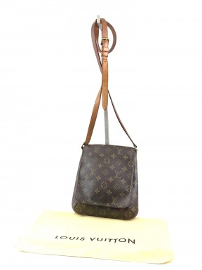 Louis Vuitton Musette Salsa Monogram Usata Con Dustbag