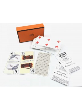 Hermes carte da gioco card game con box rare