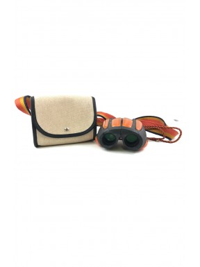 Hermes telecope cannochiale fujinon con borsa made in japan