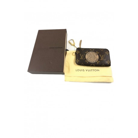 d46db15621 Louis vuitton ed limitata trunks keyring portachiavi monogram usato ...