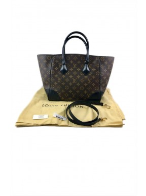 Louis vuitton phoenix MM monogram nera pelle nuova