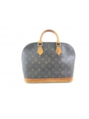 Louis vuitton alma monogram canvas vintage usata