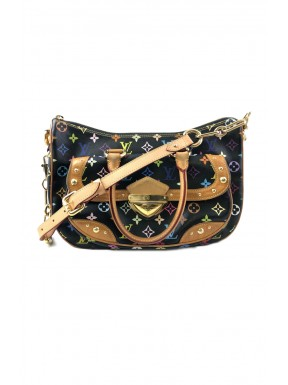 Louis vuitton Black rita multicolor monogram usata ottima