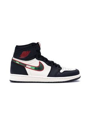 Air Jordan 1 retro high A star is  born