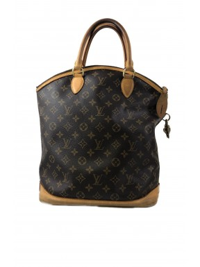 Louis Vuitton lockit gm vertical monogram usata ottima